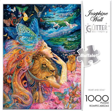Buffalo Games Josephine Wall Heart And Soul 1000 Piece