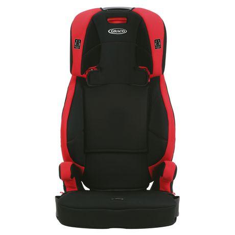 GracoR TranzitionsTM 3 In 1 Harness Booster Gordon Car Seat