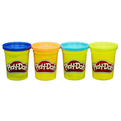 Play-Doh 4-Pack of Bright Colours - image 2 of 2