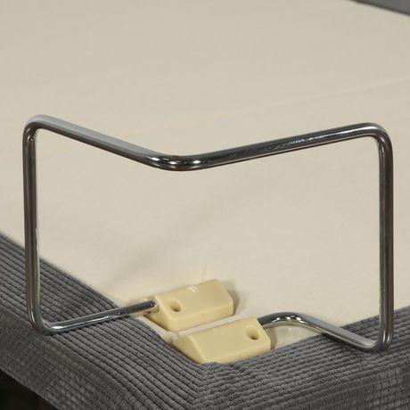 Primo International Peak Upholstered Adjustable Bed