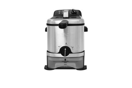 Kalorik 3.2 Quarts Deep Fryer with Oil Filtration System, Stainless Steel - image 6 of 6