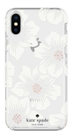 Kate Spade Cases For Iphone Xs/X Hollyhock Floral