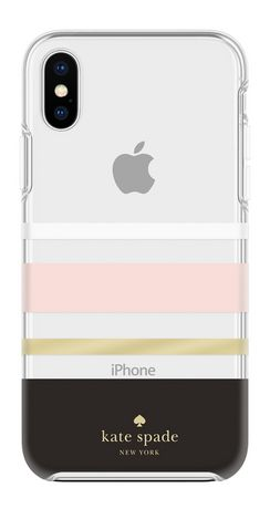 Kate Spade Cases For Iphone Xs Max Charlotte Stripe