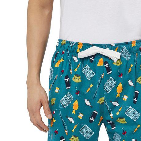 George Men's Father's Day Pyjama Pants - image 4 of 6