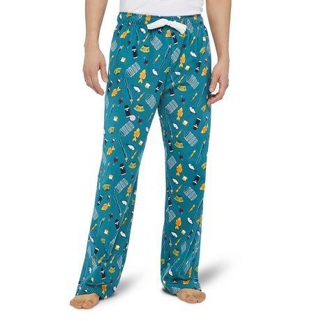 George Men's Father's Day Pyjama Pants - image 1 of 6