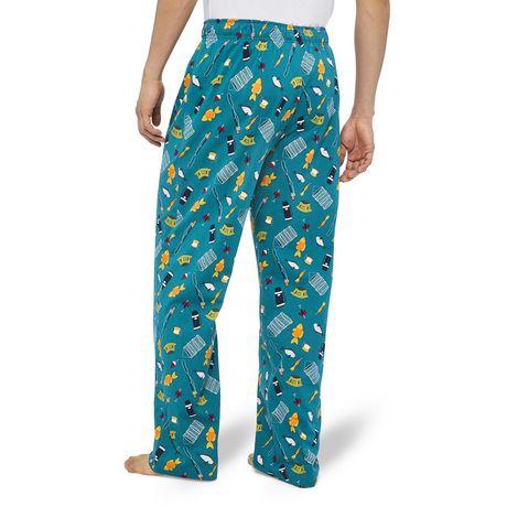 George Men's Father's Day Pyjama Pants - image 3 of 6