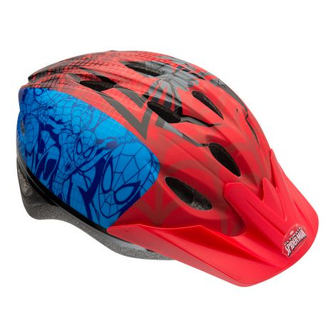 Bell Sports Spiderman Child Bicycle Helmet - image 1 of 1