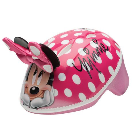 Bell Sports Minnie Mouse Toddler 3D Bicycle Helmet - image 1 of 1