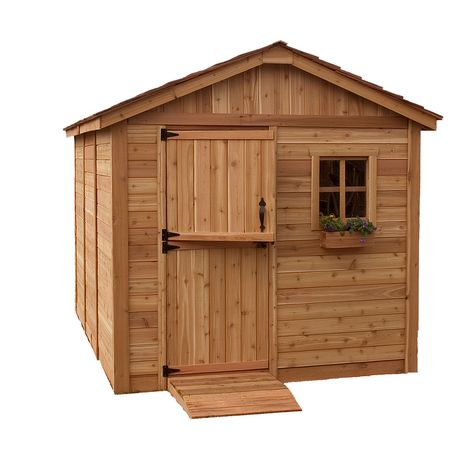 Cheap sheds walmart xbox home depot hideaway shed for Cheap large sheds