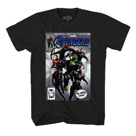Boys Marvel Mega T-shirt - image 1 of 2