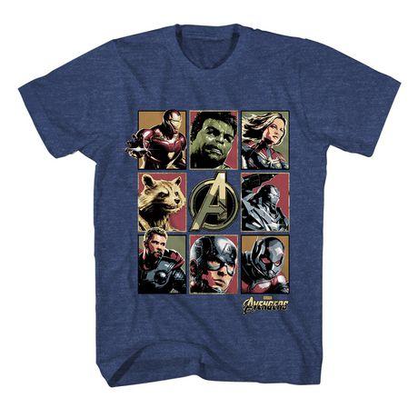 Boys Marvel Box T-shirt - image 2 of 2