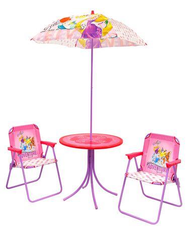 Disney Princess Kids Only!® Patio Set
