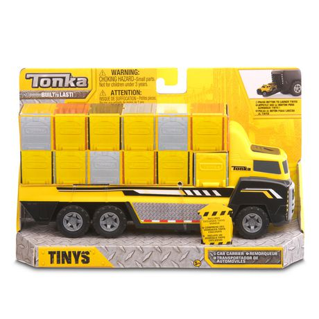 Camion transporteur d'automobiles Tonka Tinys - image 1 de 5