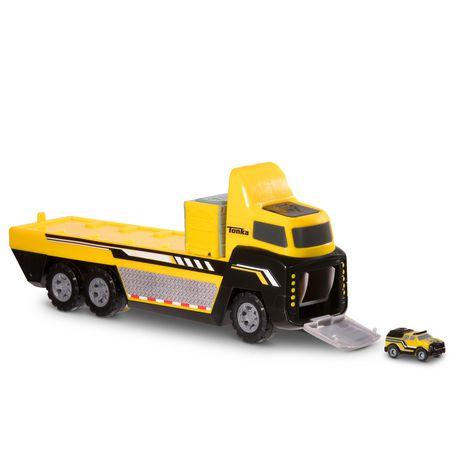 Camion transporteur d'automobiles Tonka Tinys - image 2 de 5