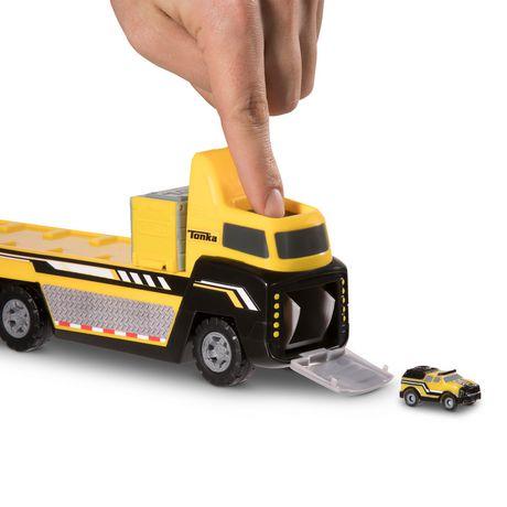 Camion transporteur d'automobiles Tonka Tinys - image 3 de 5