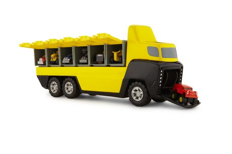 Camion transporteur d'automobiles Tonka Tinys - image 5 de 5