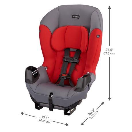 Sonus Convertiable Car Seat