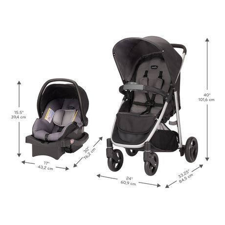 Evenflo Flipside Travel System Reviews