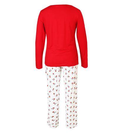 fcbf8b97ac Ladies two piece pyjama set - image 1 of 1 ...
