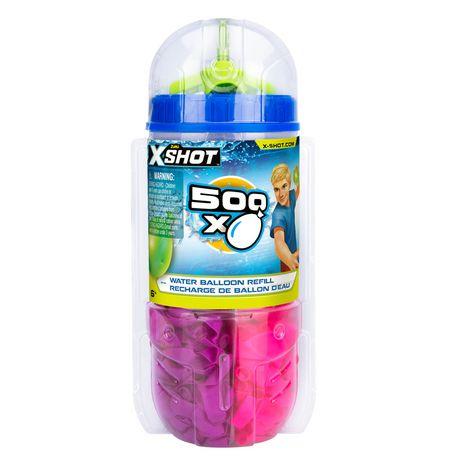 Ballons de recharge Zuru - 500 pièces - image 1 de 2