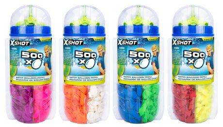 Ballons de recharge Zuru - 500 pièces - image 2 de 2
