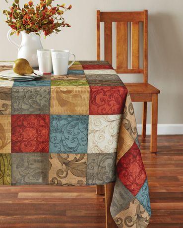 Tuscany Tablecloth Walmart Canada