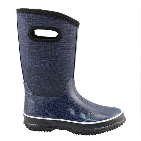 Girls Weather Spirits Neo Rubber Boots Walmart Canada