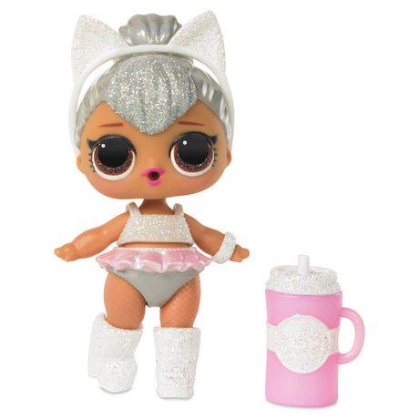 Lot de poupées L.O.L. Surprise Glam Glitter, paquet de 3 - image 3 de 4
