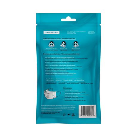 Disposable Face Masks – Travel Friendly - image 2 of 7