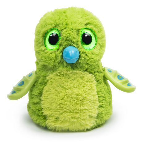 Hatchimals Interactive Creature Draggle Blue/Green Hatching Egg Toy - image 3 of 7