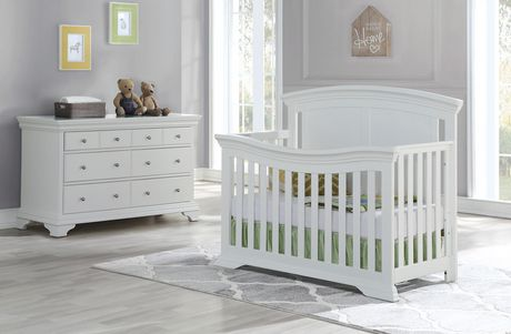 Concord Baby Vermont 3 in 1 Crib - image 4 of 8