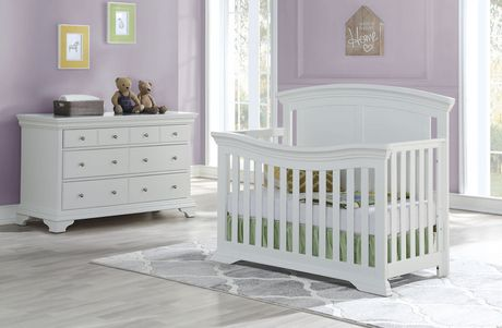 Concord Baby Vermont 3 in 1 Crib - image 6 of 8