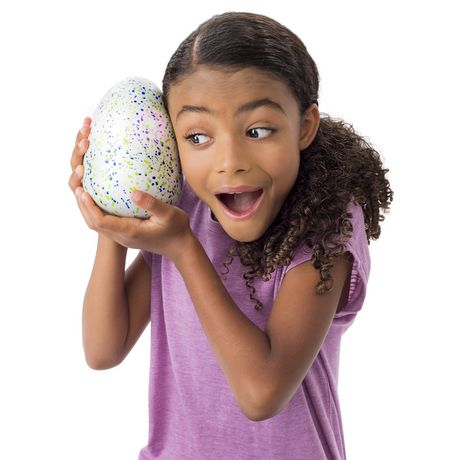 Hatchimals Interactive Creature Draggle Blue/Green Hatching Egg Toy - image 6 of 7