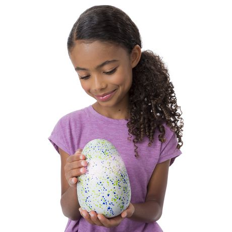 Hatchimals Interactive Creature Draggle Blue/Green Hatching Egg Toy - image 7 of 7