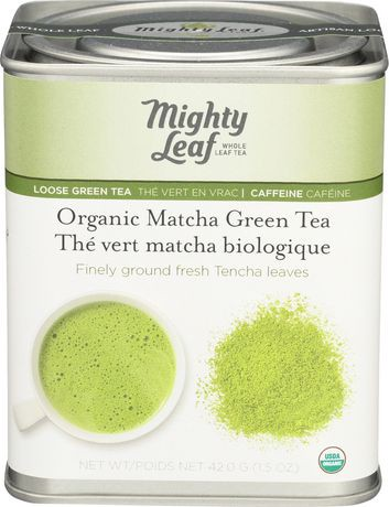 Shop for Mighty Leaf Tea in Beverages. Buy products such as Mighty Leaf Green Tea Tropical - Pack of Foil Wrapped Tea Bags at Walmart and save.