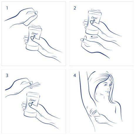 Dove Cool Essentials Antiperspirant - image 4 of 6