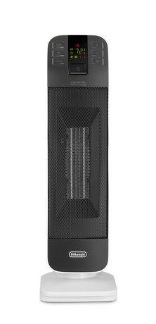 DeLonghi 24 inch Ceramic Tower Heater HFX65V15CA