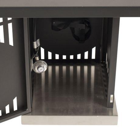 Table de foyer ext rieur au gaz halifax ofg467t de for Foyer exterieur au gaz