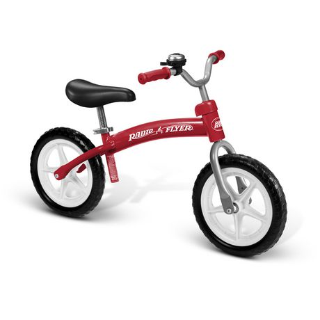 Radio Flyer Bike >> Radio Flyer Glide Go Balance Bike