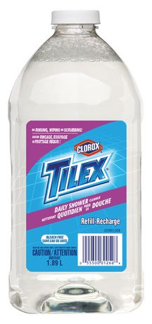 Tilex Fresh Shower Daily Shower Cleaner Refill 1 89l