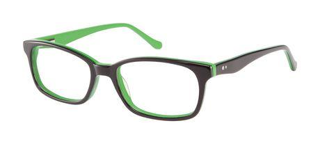 79aab8396d9 Offsides Eyewear Boys  Anthony Black Optical Frame - image 1 ...