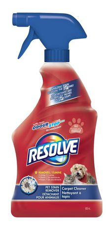 Resolve Pet, Dog & Cat Stain Removal, Carpet Cleaner with Odour Stop, Trigger, 650 ml - image 1 of 7