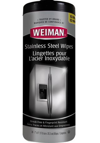 Weiman Stainless Steel Wipes - image 1 of 9