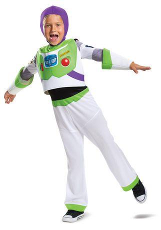Costume pour enfant classique de Buzz l'Éclair - image 1 de 2