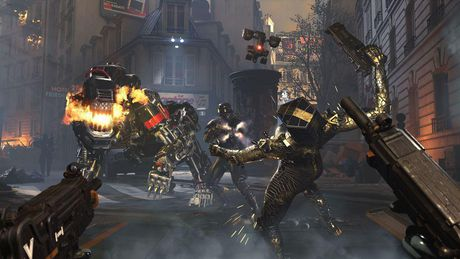 Wolfenstein: Youngblood  (Nintendo Switch) - image 5 of 7