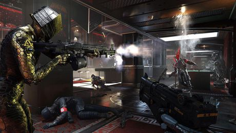 Wolfenstein: Youngblood  (Nintendo Switch) - image 3 of 7