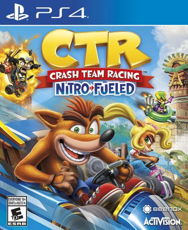 Crash Team Racing Nitro Fueled (PS4) - image 1 of 4