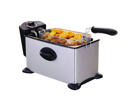 Home Trends - 3.5L Deep Fryer | Walmart Canada