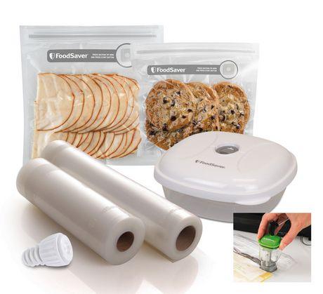FoodSaver Accessory Starter Kit - image 2 of 2