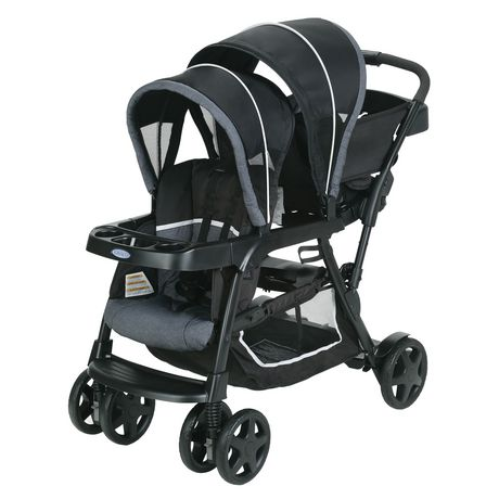 Graco 174 Ready2grow Click Connect Stand And Ride Stroller